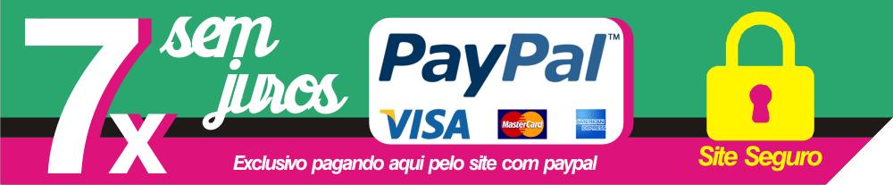 Cartões de Visita com Arte Original pagamento com paypal em até sete vezes sem juros ou gerencianet