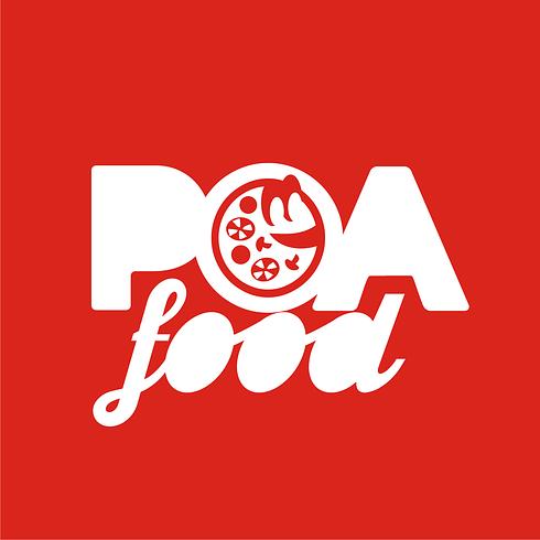 poafood mensalidade sem taxas delivery restaurantes