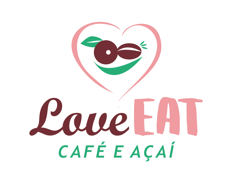 marca love eat açaí e café